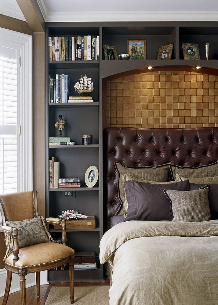 bedroom-combines-modern-style-with-victorian-touches