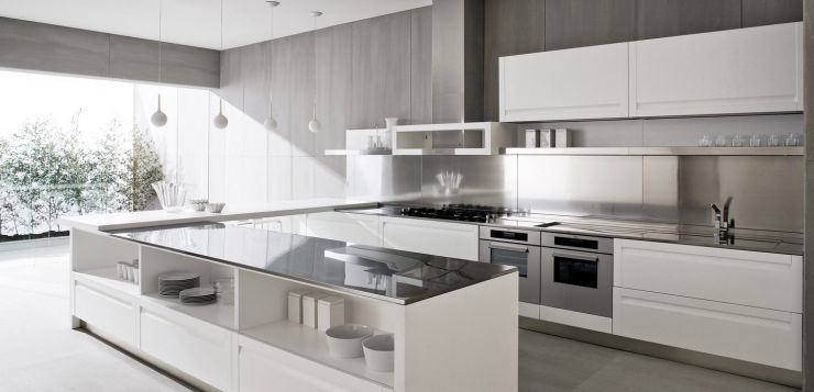 contemporary-white-kitchen-design-white-island