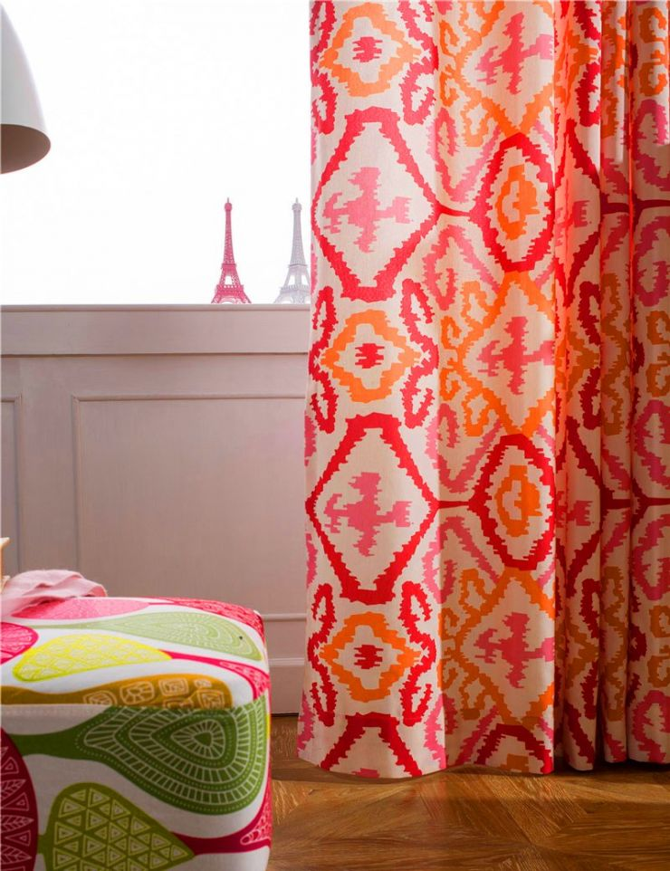 font-b-red-b-font-kitchen-font-b-window-b-font-curtains-polyester-cotton-printed
