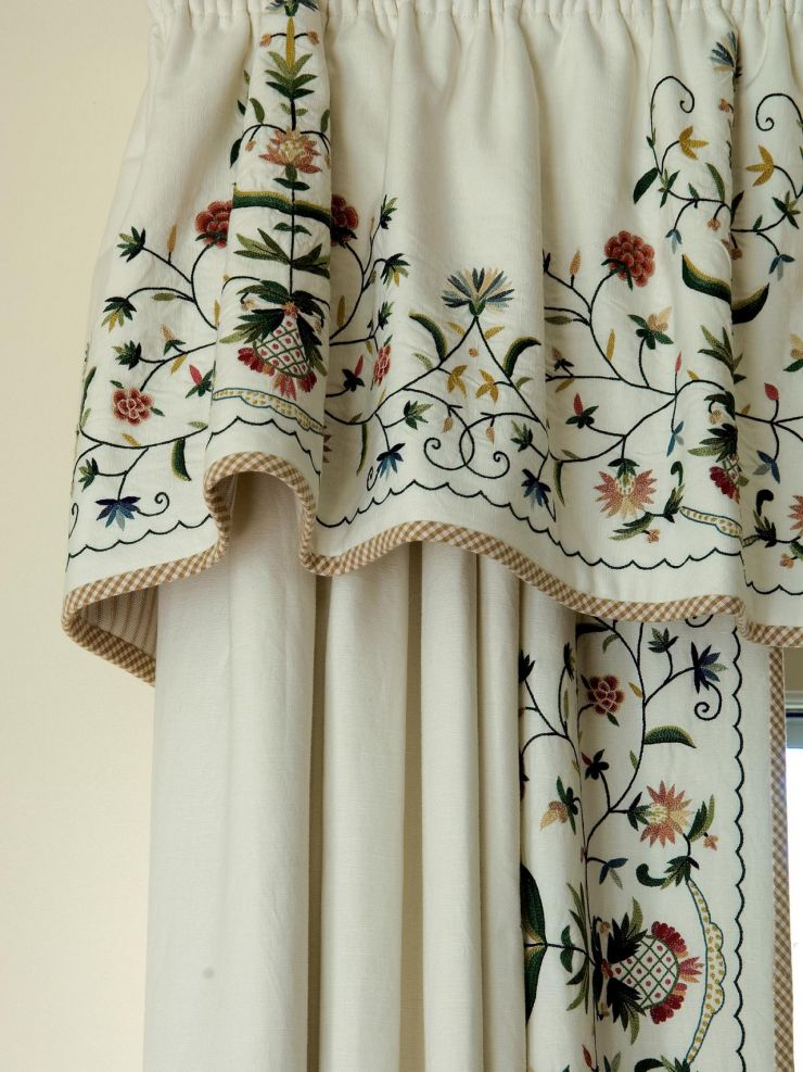 interior-off-white-drapes-curtain-panel-with-red-and