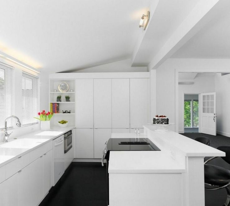 kitchen-design-white-shaker-cabinets