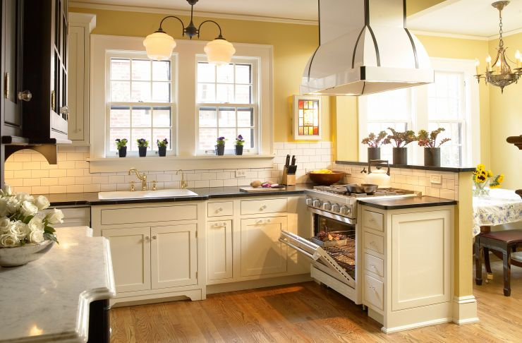kitchen-stove-in-island-small-contemporary-cozy-kitchen-ideas-induction