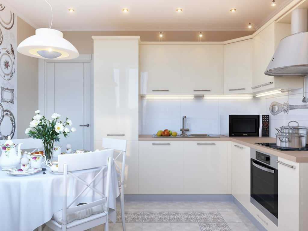 pure-ice-white-kitchen-cabinets-design