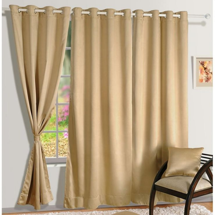 Beige curtains (11)