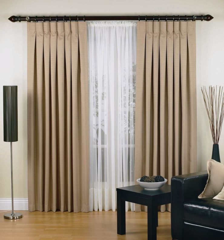 Beige curtains (19)