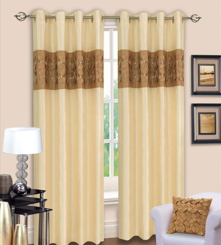 Beige curtains (24)