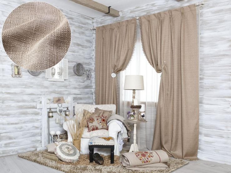 Beige curtains (32)