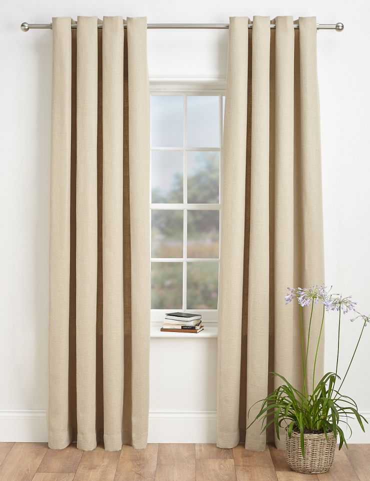 Beige curtains (7)